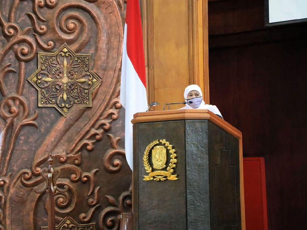 Pembatasan Kegiatan Masyarakat Jatim di Perda Trantibum Tengah Dibahas