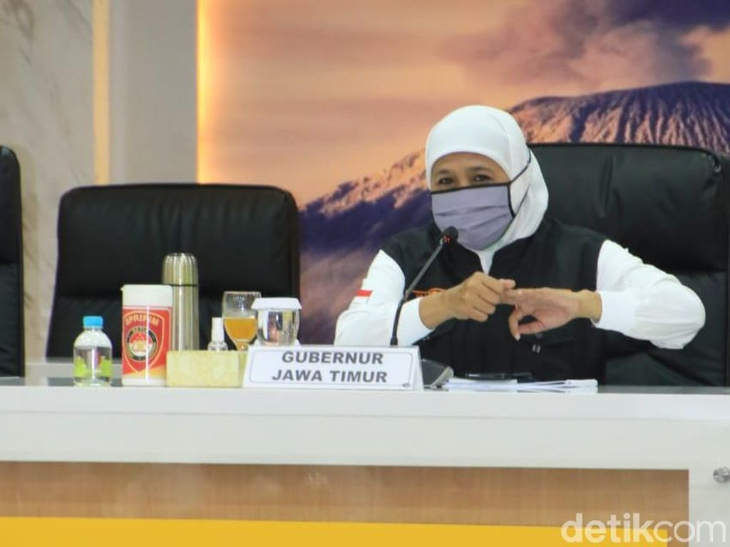 Gugus Tugas Pusat COVID-19 Bubar, Bagaimana di Jawa Timur?