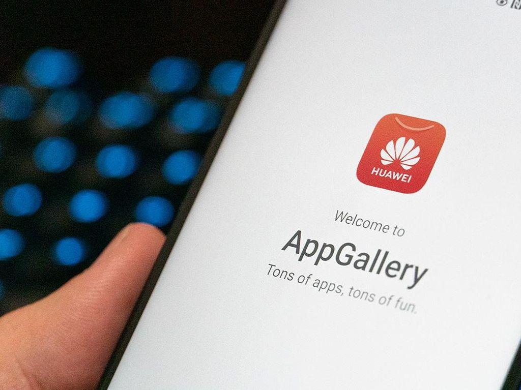 Perlahan Susul Google, Huawei Perluas Layanan AppGallery