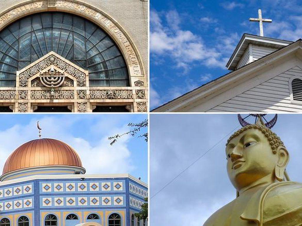 Survei Kesenjangan Tuhan, Indonesia Paling Religius?
