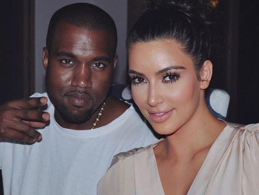 Gunakan Hak Suara, Kanye West Pilih Dirinya Sendiri