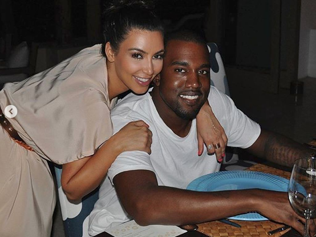 Jawaban Kanye West soal Perceraiannya yang Tayang di Acara Kim Kardashian