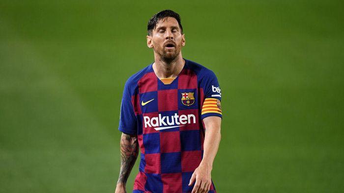 Fantastis! Inter Siap Kontrak Messi Senilai Rp 4,5 T Jauh Diatas Ronaldo