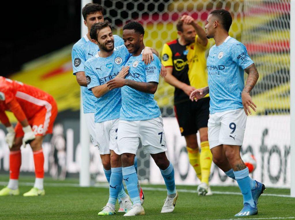 Manchester City Vs Watford: 37-3