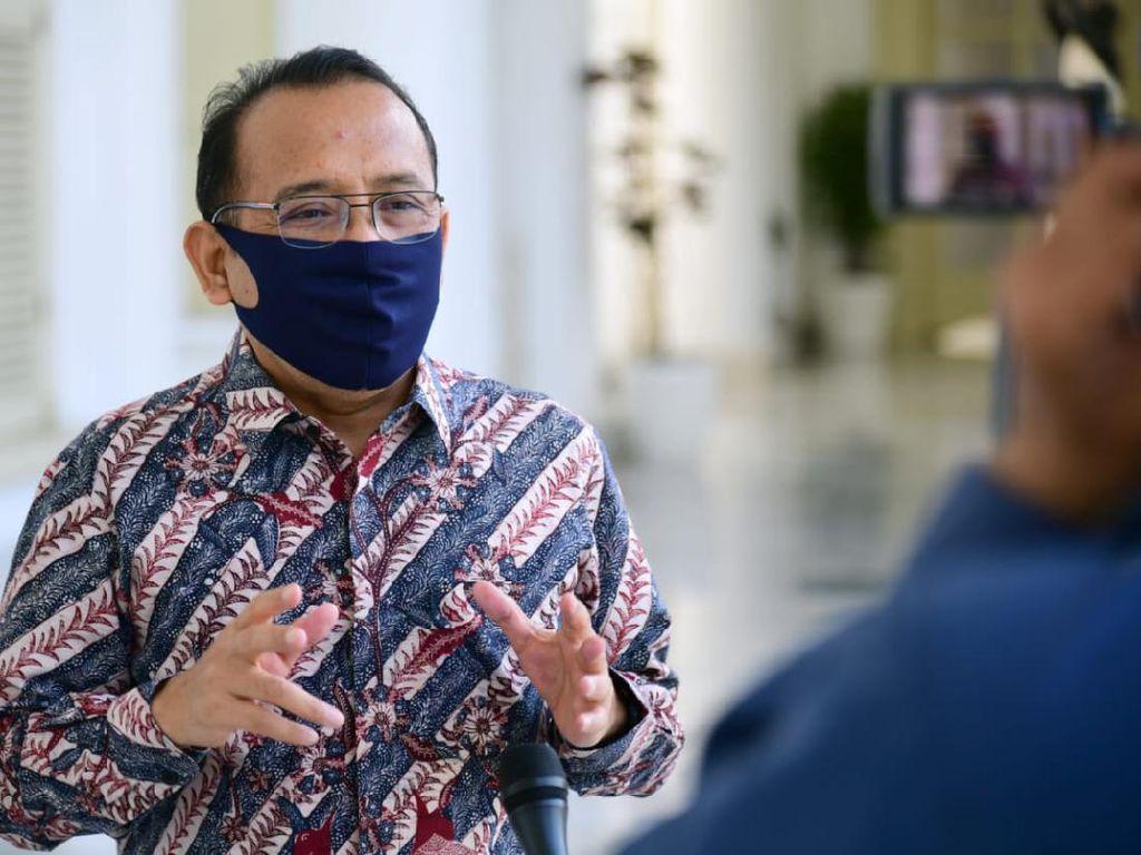 Video Tujuan Dibentuknya Komite Penanganan Corona-Pemulihan Ekonomi