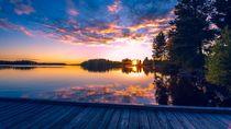 Foto: Cantiknya Midnight Sun di 5 Negara
