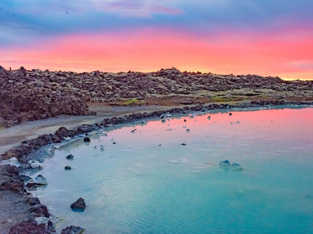 Islandia Cari Turis Tajir untuk WFH di Sana