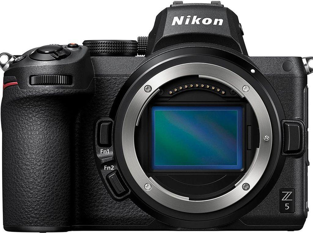 Nikon Rilis Z5 Kamera Mirorless Murah, Bisakah Bersaing?