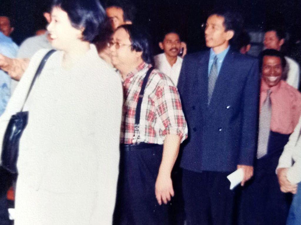 Kisah Jokowi-Sri Mulyani dalam Seminar Ekonomi 1998