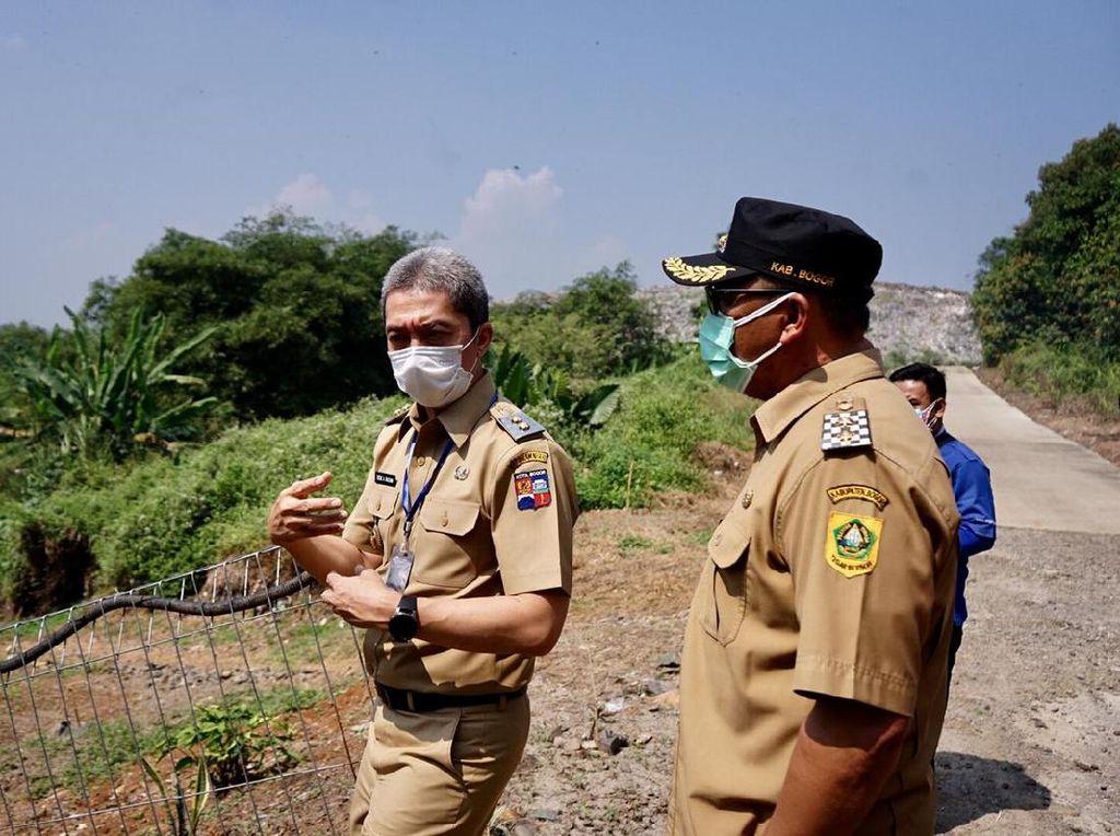 Zona Inkubator Pengelolaan Sampah Akan Dibangun di TPA Galuga Bogor