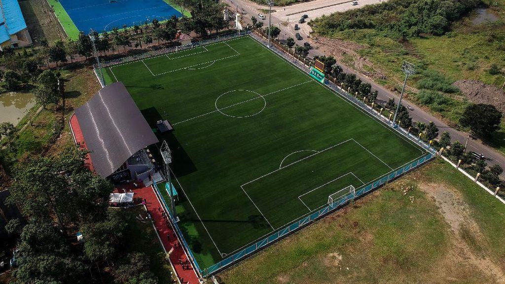 Lapangan Sabilulungan Jadi Tempat Latihan Piala Dunia U-20