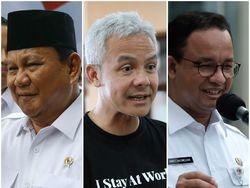 Potret Survei Capres Terkini yang Rilis Usai Reshuffle Kabinet