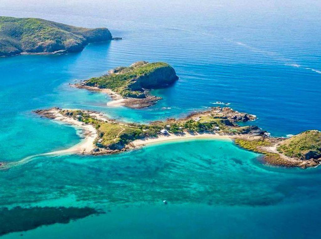 Serius, Ada Pulau Bernama XXXX