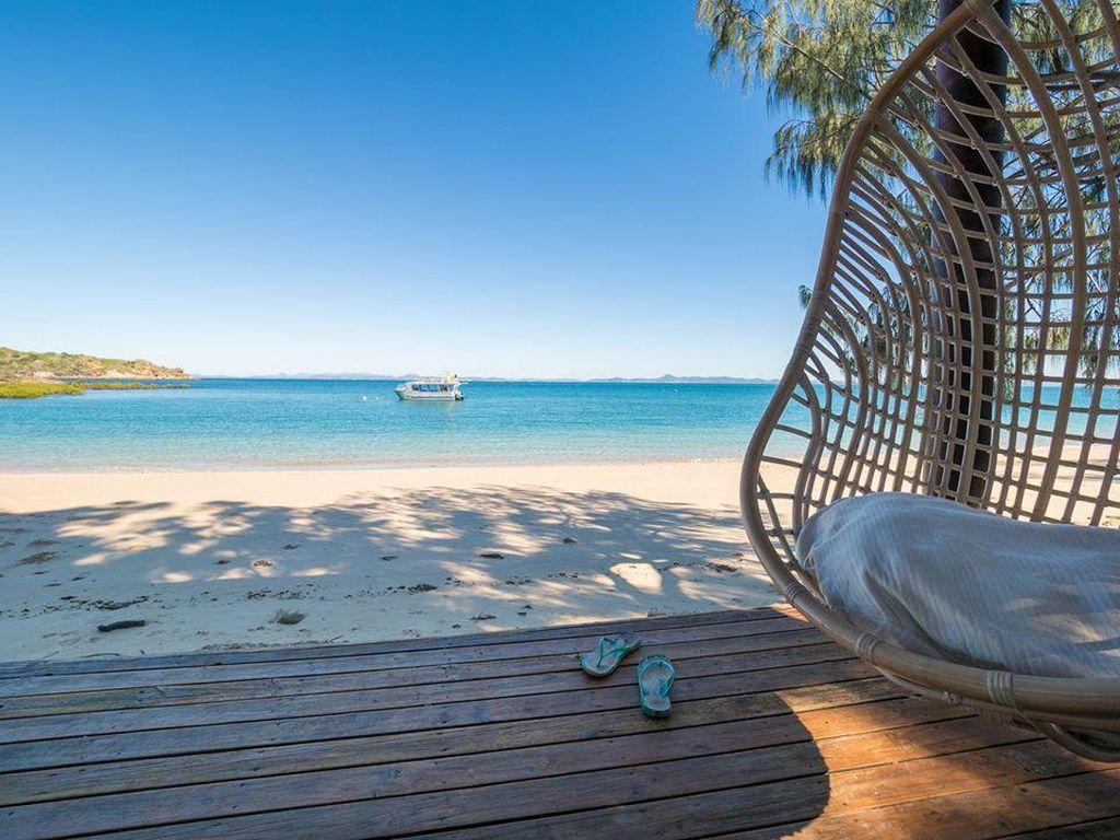 Potret Pulau XXXX di Australia
