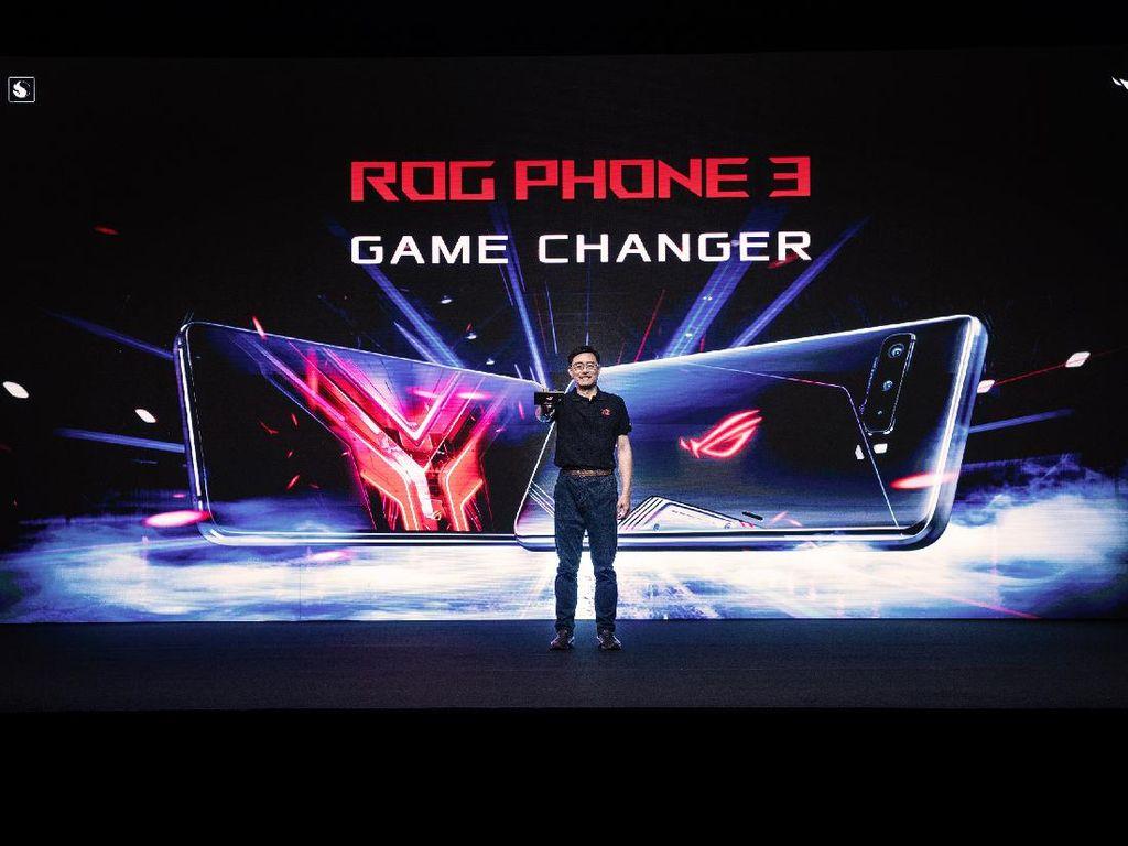 Resmi Dirilis, Ini Spesifikasi dan Harga ROG Phone 3