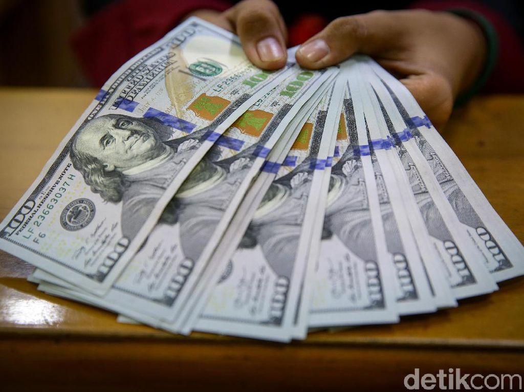 Melemah Tipis, Dolar AS Pagi Ini di Level Rp 14.517
