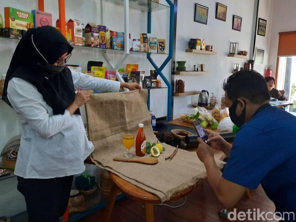 Bangkitkan Ekonomi Lokal, Rumah Kreatif Banyuwangi Geber Pendampingan UMKM