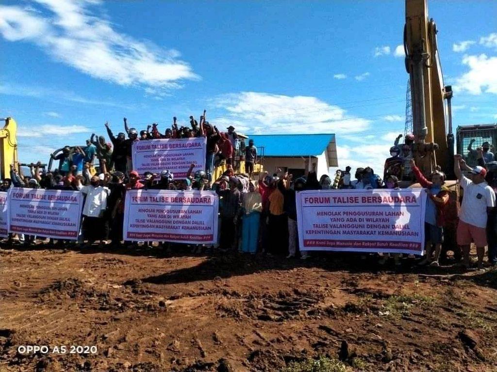 DPRD Palu Minta Aktivitas Pembangunan Huntap di Talise Dihentikan