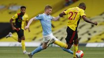 Video: Man City Bungkam Watford 4-0