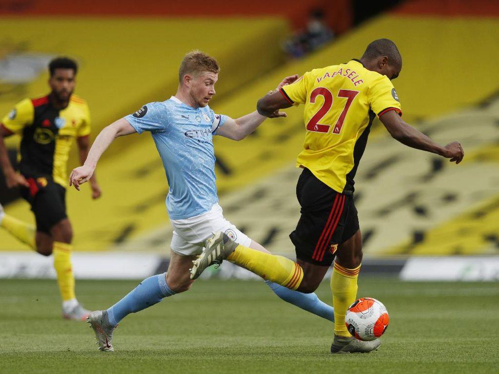 Penampilan yang Sangat Fokus dari Manchester City