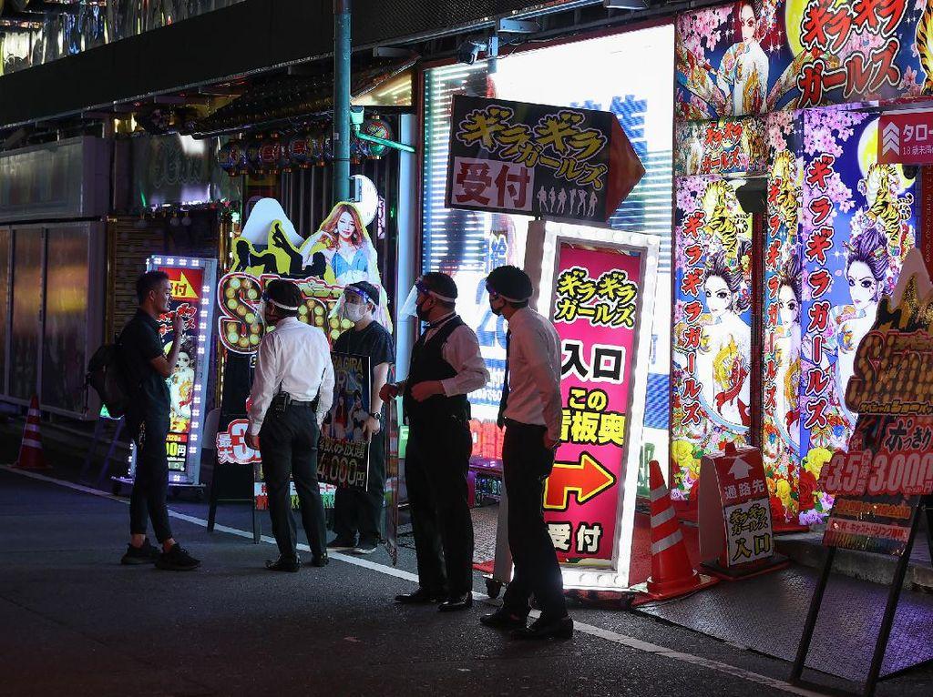 Jepang Perketat Protokol Kesehatan di Tempat Hiburan Malam