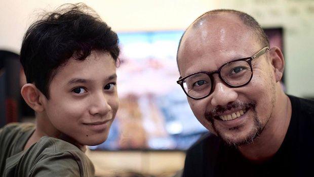 Yoyo Padi dan putranya