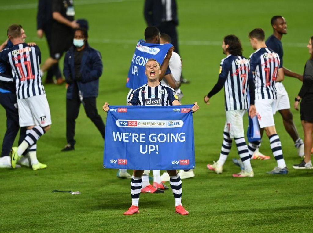 Susul Leeds, West Brom Promosi ke Premier League