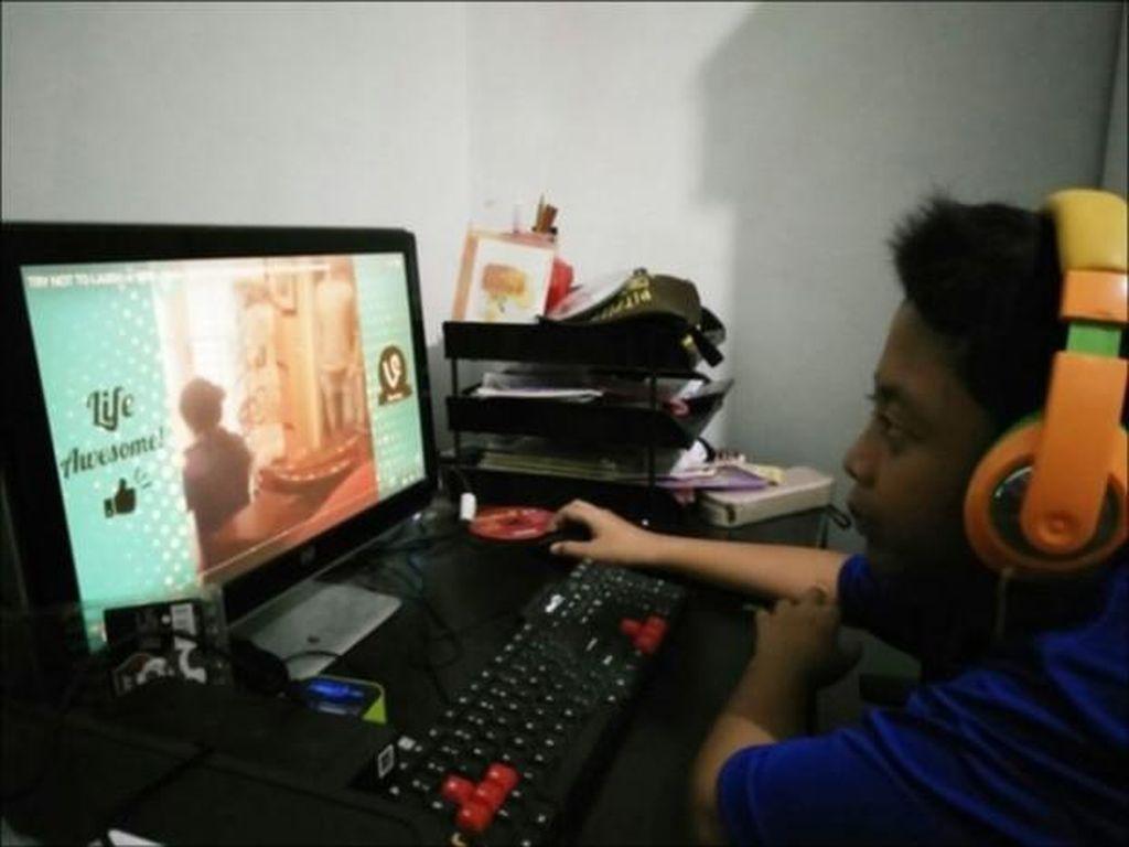Anak dan (Candu) Internet