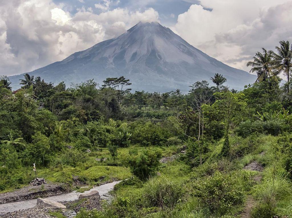 Ini yang Harus Dilakukan Saat Gunung Merapi Berstatus Siaga