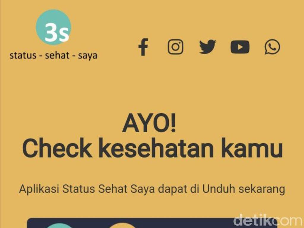 Aplikasi Tracing COVID-19 Ciptaan Alumni ITS, Gugus Jatim Belum Merespons