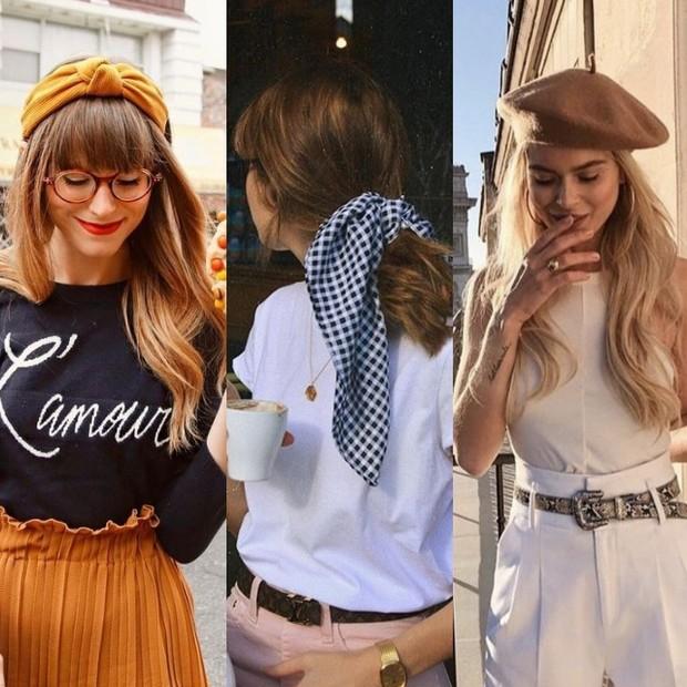 Gaya fashion vintage