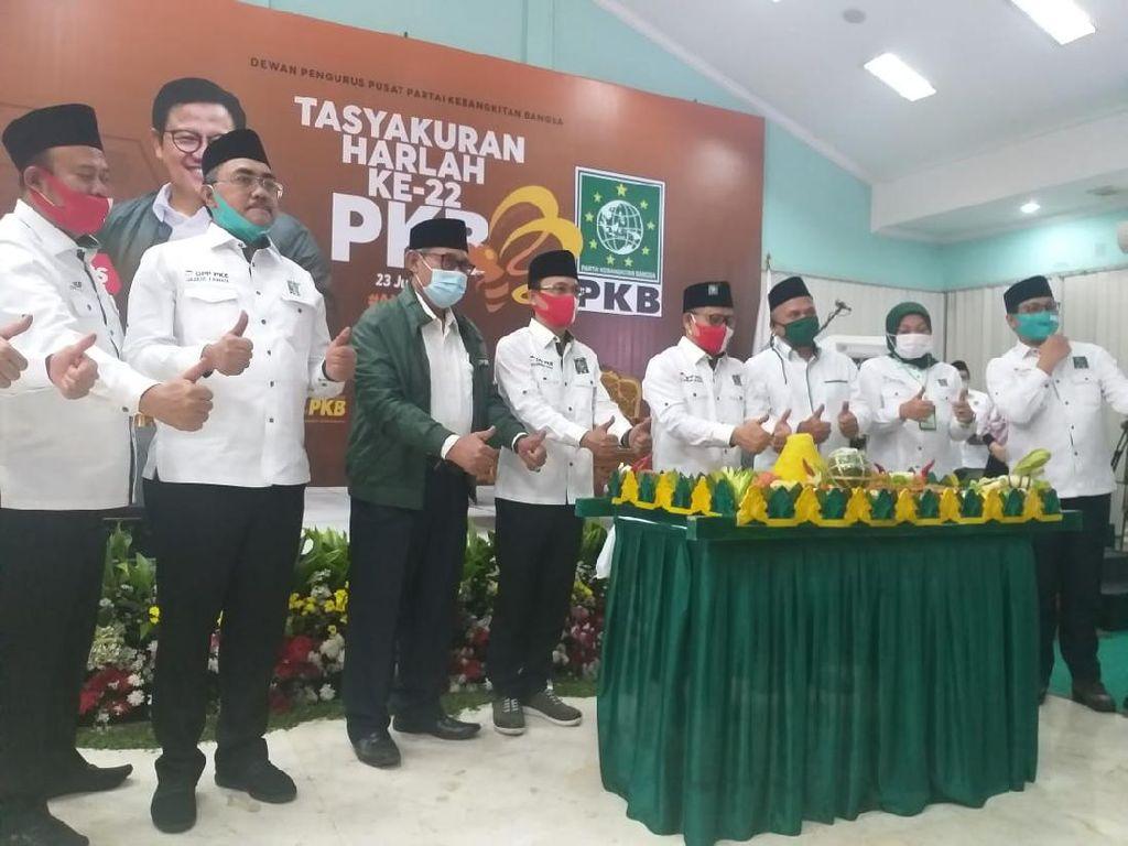 Cak Imin Ingatkan Nadiem: Jangan Pernah Lupakan NU-Muhammadiyah!