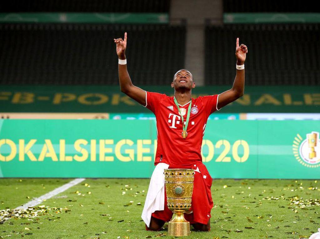Sane: Jangan Tinggalkan Bayern, Alaba