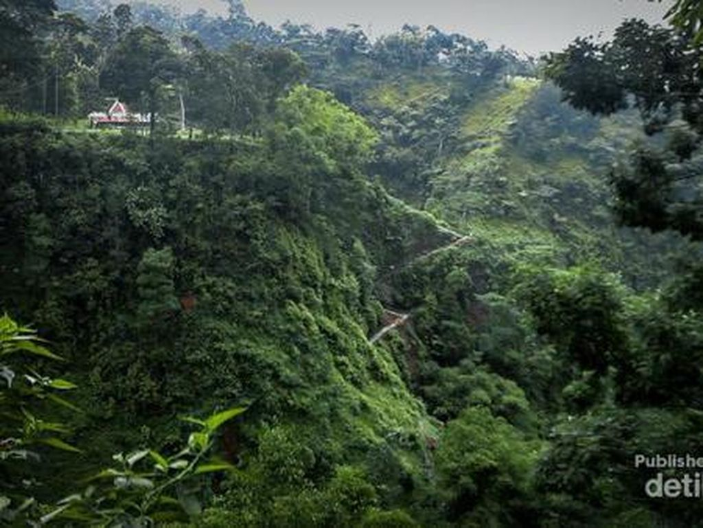 Masya Allah, Begitu Cantik Desa Paling Terpencil di Jawa Tengah Ini