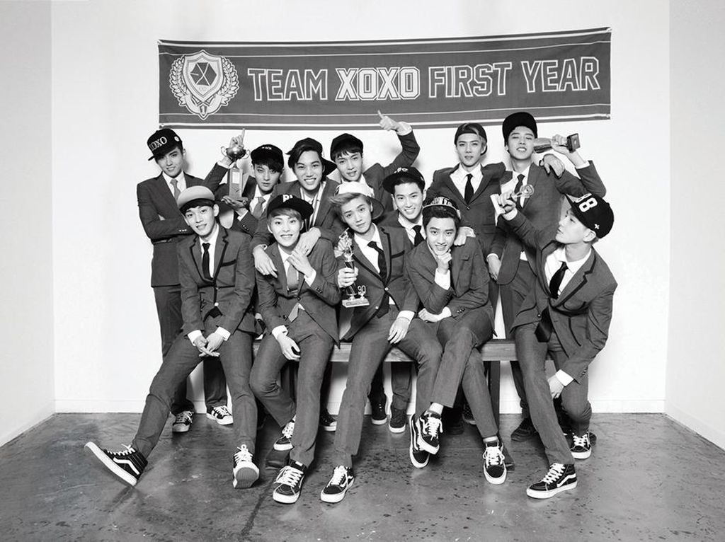 K-Talk Spesial Throwback: Suka Duka Penggemar EXO