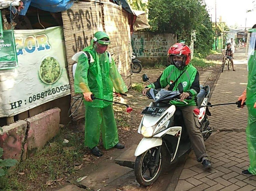 GoRide Mengaspal Kembali di Kota dan Kabupaten Tangerang
