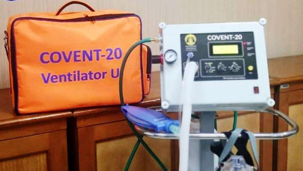 Ini Ventilator Buatan UI untuk RS Rujukan COVID-19