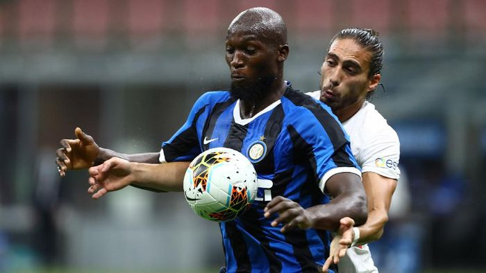 Inter Milan Vs Fiorentina Nerazzurri Ditahan Imbang