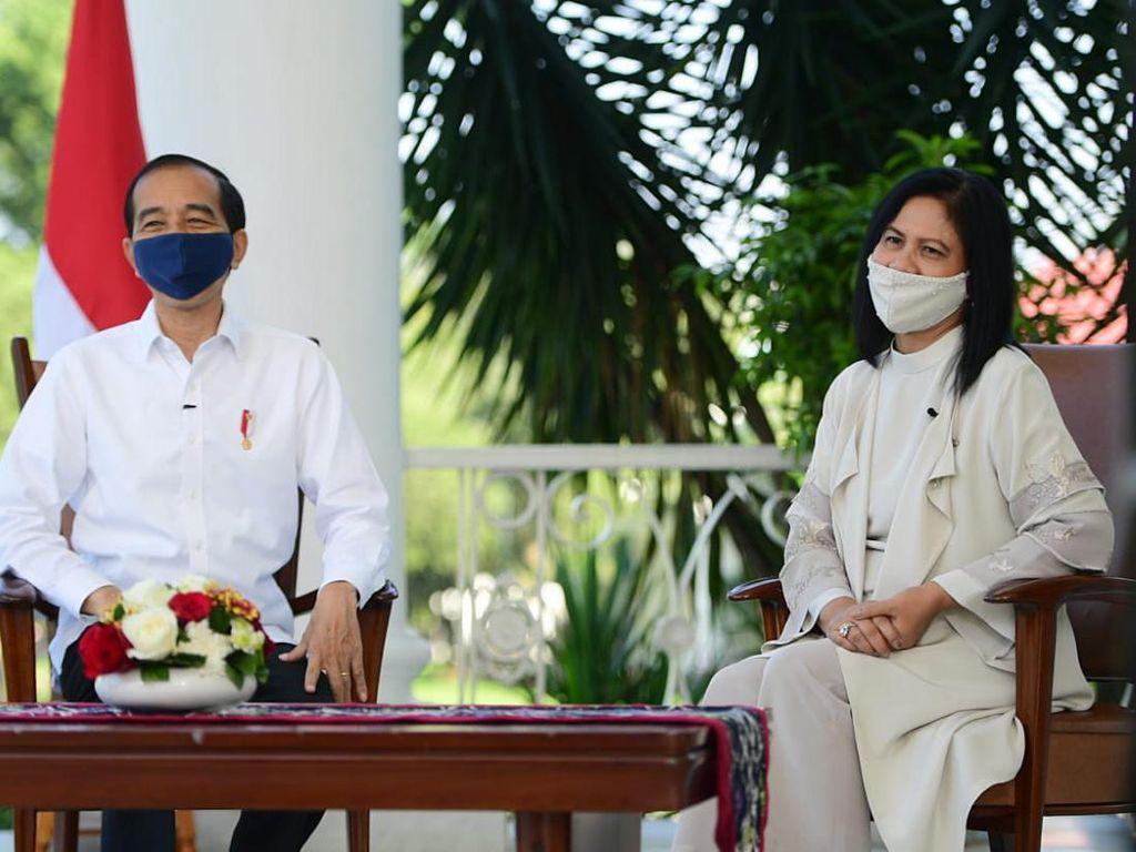 Pesan Presiden Jokowi dan Ibu Iriana di Hari Anak Nasional