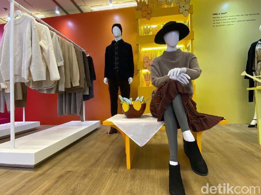 Uniqlo Rilis Koleksi Terbaru, Pertegas Inovasi Pakaian Eco-friendly