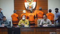 KPK Tahan 5 Tersangka Baru Kasus Korupsi Proyek Infrastruktur Fiktif