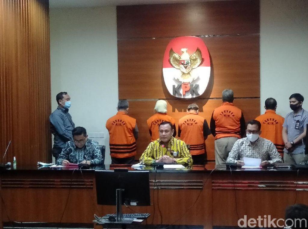 KPK Tetapkan 3 Tersangka Baru di Kasus Korupsi Proyek Infrastruktur Fiktif