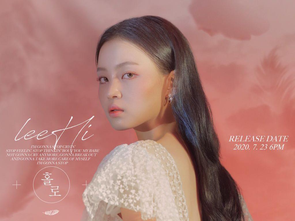 Lee Hi Luruskan Alasan Hengkang dari YG Entertainment