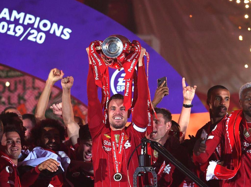 Liverpool Kini Rutin Raih Gelar Juara, Sudah Puas Belum?