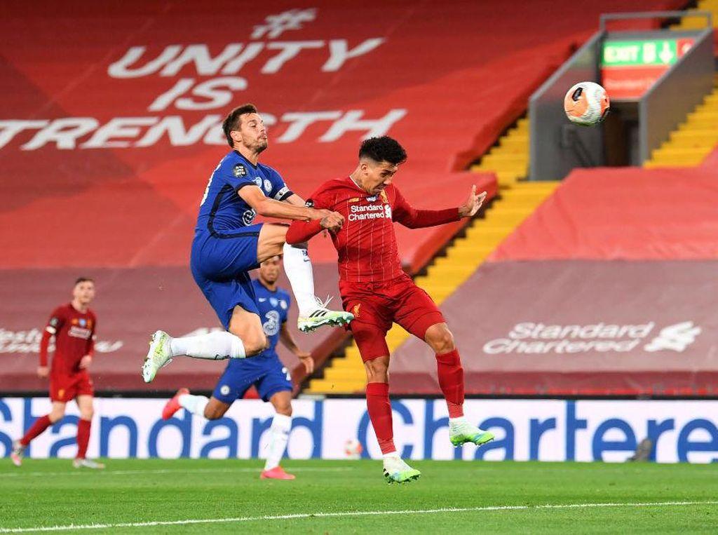 Liverpool Vs Chelsea: Hujan Gol di Anfield, The Reds Menang 5-3