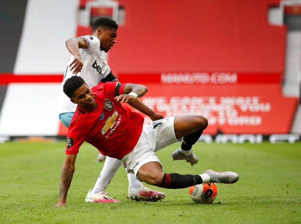 Manchester United Sedang Menukik