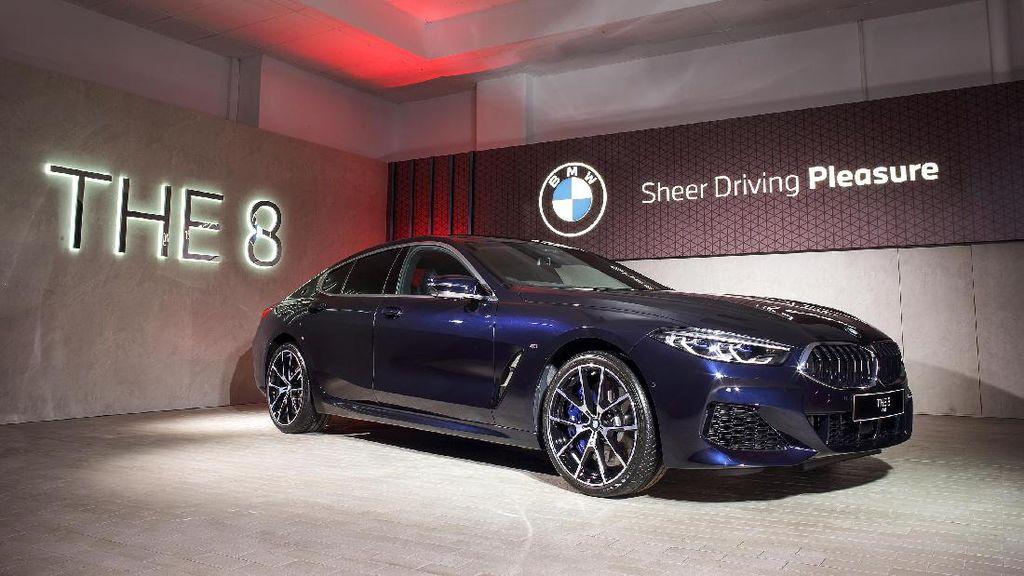 Mewah dan Sporty ala BMW 8 Coupe