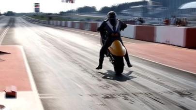 Hayabusa Listrik Ini Lebih Ngebut dari Bugatti!