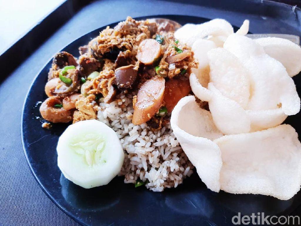 Nikmatnya Nasi Goreng Gongso dan Magelangan Racikan Mas Kamto