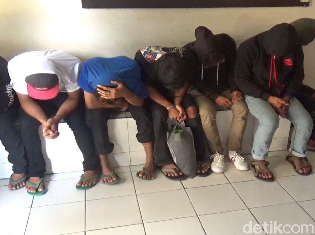 Aksi Keji 7 Pemuda Cekoki Miras-Perkosa Gadis SMP di Cianjur